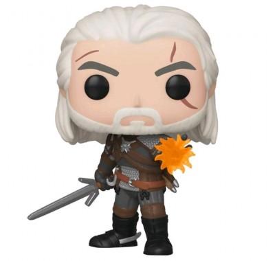 Геральт светящийся (Geralt GitD (Эксклюзив GameStop)) из игры Ведьмак