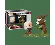 Geralt vs Leshen Game Moments (Эксклюзив GameStop) из игры The Witcher 3: Wild Hunt 555