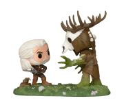 Geralt vs Leshen Game Moments (Эксклюзив GameStop) из игры The Witcher 3: Wild Hunt