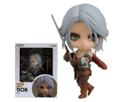 Ciri Nendoroid из игры The Witcher 3: Wild Hunt