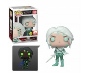 Ciri Magic Gitd (PREORDER 2) (Эксклюзив E3) из игры Witcher