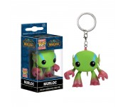 Murloc Keychain из игры World of Warcraft