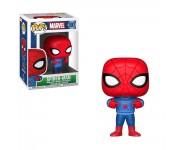 Spider-Man Ugly Sweater из комиксов Marvel Holiday