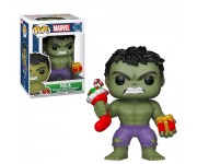 Hulk with Presents из комиксов Marvel Holiday