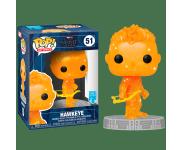 Hawkeye Orange Infinity Stone Art Series with Protector из фильма Avengers: Endgame 51