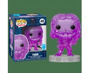 Thor Purple Infinity Stone Art Series with Protector из фильма Avengers: Endgame 49
