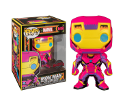 Iron Man Black Light (Эксклюзив Target) из комиксов Marvel
