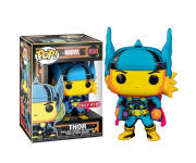Thor Black Light со стикером (Эксклюзив Target) из комиксов Marvel