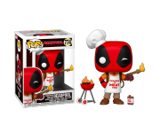 Backyard Griller Deadpool (PREORDER mid-MAY) из комиксов Deadpool