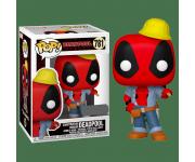 Construction Deadpool (Эксклюзив Walmart) из комиксов Deadpool