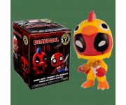 Deadpool Chicken Mystery Minis из комиксов Deadpool
