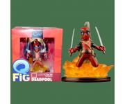 Deadpool Q-Fig (Эксклюзив LootCrate) из комиксов Deadpool