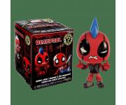 Deadpool Punk Mystery Minis из комиксов Deadpool