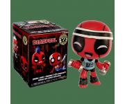 Deadpool Workout Mystery Minis из комиксов Deadpool