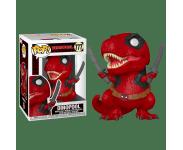 Dinopool из комиксов Deadpool