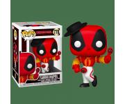 Flamenco Deadpool из комиксов Deadpool