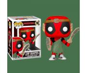 Larp Deadpool из комиксов Deadpool