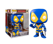 Deadpool Thumbs Up Blue and Yellow 10-inch (PREORDER ZS) (Эксклюзив Walmart) из фильма Deadpool