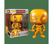 Deadpool with Two Swords Gold 10-inch (Эксклюзив Walmart) из фильма Deadpool