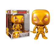 Deadpool with Two Swords Gold 10-inch (Эксклюзив Walmart) из фильма Deadpool