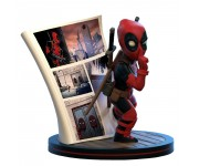 Deadpool 4D Diorama Q-Fig из комиксов Deadpool Marvel