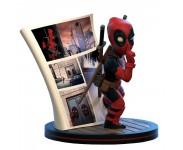 Deadpool 4D Diorama Q-Fig из комиксов Deadpool Marvel