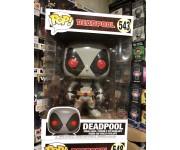 Deadpool with Two Swords Grey 10-inch (Эксклюзив) из фильма Deadpool