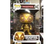 Deadpool with Two Swords Gold 10-inch (Эксклюзив) из фильма Deadpool