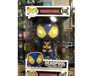 Deadpool Thumbs Up Blue and Yellow 10-inch (Эксклюзив) из фильма Deadpool