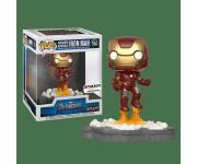 Iron Man Avengers Assemble Diorama Deluxe со стикером (Эксклюзив Amazon) из фильма Avengers: Endgame