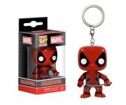 Deadpool keychain из комиксов Marvel