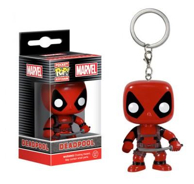 Дэдпул брелок (Deadpool keychain) из комиксов Марвел