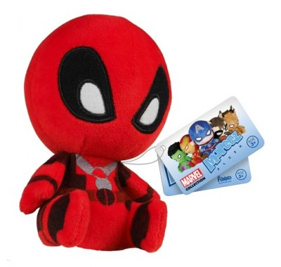 Deadpool Red Suit Mopeez Plush из вселенной Marvel