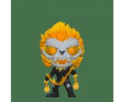 Ghost Panther GitD (Эксклюзив Gamestop) из комиксов Infinity Warps Marvel