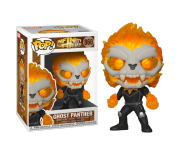 Ghost Panther из комиксов Infinity Warps Marvel 860