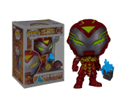 Iron Hammer GitD (Эксклюзив Target) из комиксов Infinity Warps Marvel 857