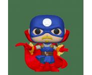 Soldier Supreme with No Shield из комиксов Infinity Warps Marvel