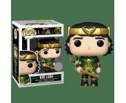 Kid Loki Metallic (Эксклюзив Funko Shop) из сериала Loki 900