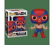 El Aracno Spider-Man из комиксов Marvel: Lucha Libre Edition