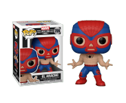 El Aracno Spider-Man из комиксов Marvel: Lucha Libre Edition