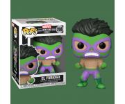 El Furioso Hulk из комиксов Marvel: Lucha Libre Edition