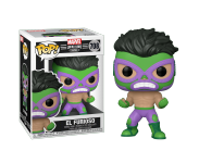 El Furioso Hulk из комиксов Marvel: Lucha Libre Edition