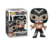 El Venenoide Venom из комиксов Marvel: Lucha Libre Edition