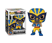 El Animal Indestructible Wolverine из комиксов Marvel: Lucha Libre Edition