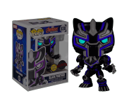 Black Panther Mech Strike GitD (Эксклюзив Target) из комиксов Marvel Comics 830