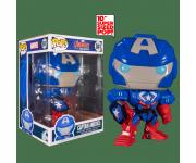 Captain America Mech 10-inch (Эксклюзив) (PREORDER mid-MAY) из комиксов Marvel Comics
