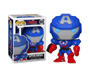 Captain America Mech Strike из комиксов Marvel Comics