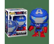 Captain America Mech Strike (PREORDER mid-MAY) из комиксов Marvel Comics