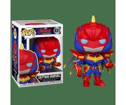 Captain Marvel Mech Strike из комиксов Marvel Comics