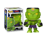 Hulk Mech Strike из комиксов Marvel Comics